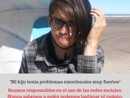 El escrache en las redes sociales como factor desencadenante del suicidio