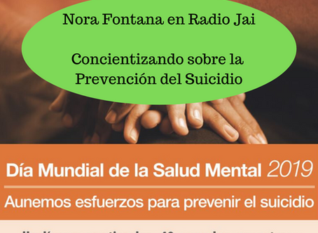Día mundial de la Salud Mental