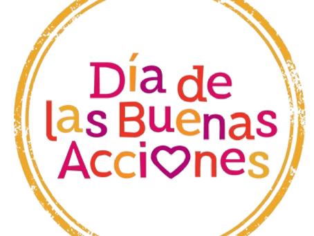 15 de Abril: El Centro de Asistencia al Suicida se suma al Día de las Buenas Acciones