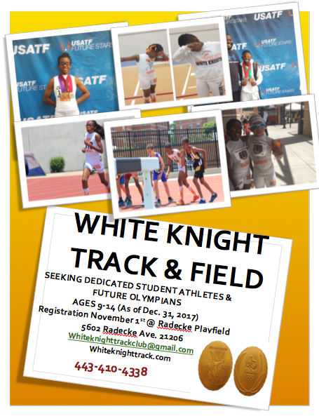 TRACK REGISTRATION OPEN