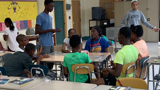 Keeping Youth On Track Summer Camp