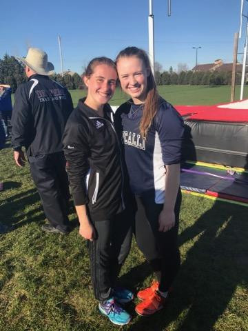 AP Vaulters - Friendships Across Schools