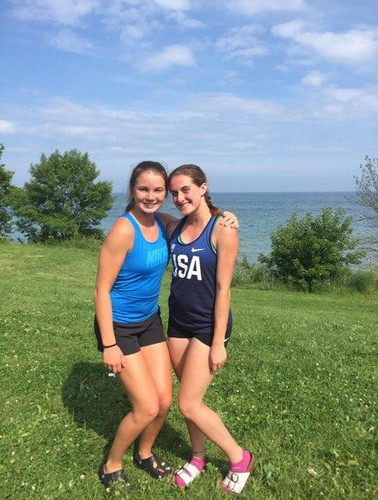 Friendship formed at AP Vaulting
