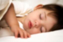 apena del sueño en niños