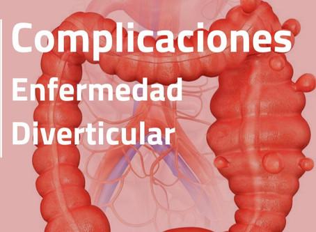 Complicaciones de la enfermedad diverticular