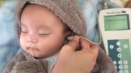 tamiz auditivo bebés