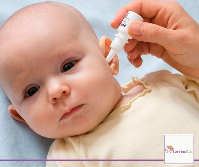 Dolor de oído en niños