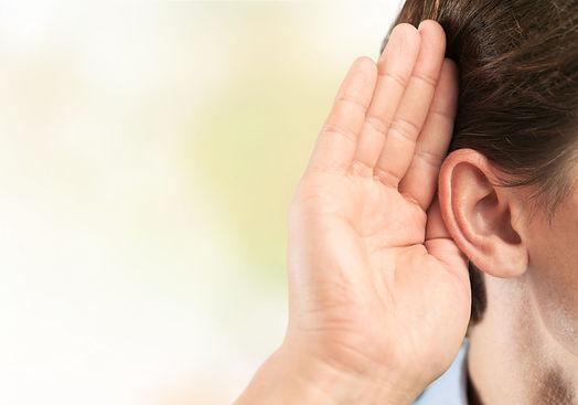 Otorrino oído