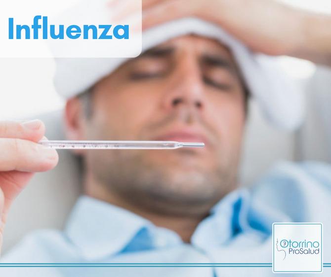 ¿Qué es la influenza?