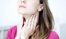 lesiones o tumores de cuello