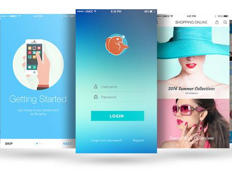 Apps móviles para todos los negocios en 2018