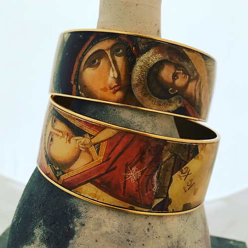 Greek Orthodox Saint bracelets ©