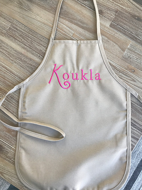 Koukla Toddler Apron