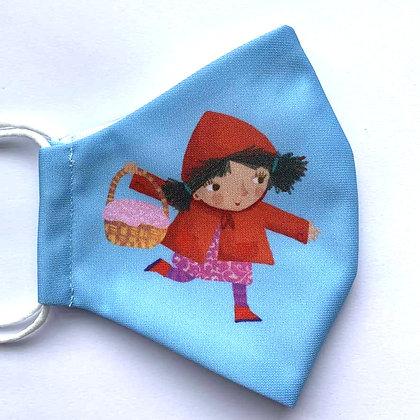 Mascherina - Cappuccetto Rosso