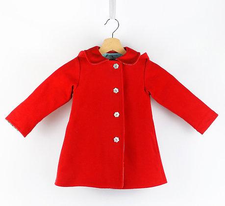 Cappottino con cappuccio - Cappuccetto Rosso