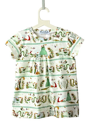 Maglietta mezza manica - Peter Pan