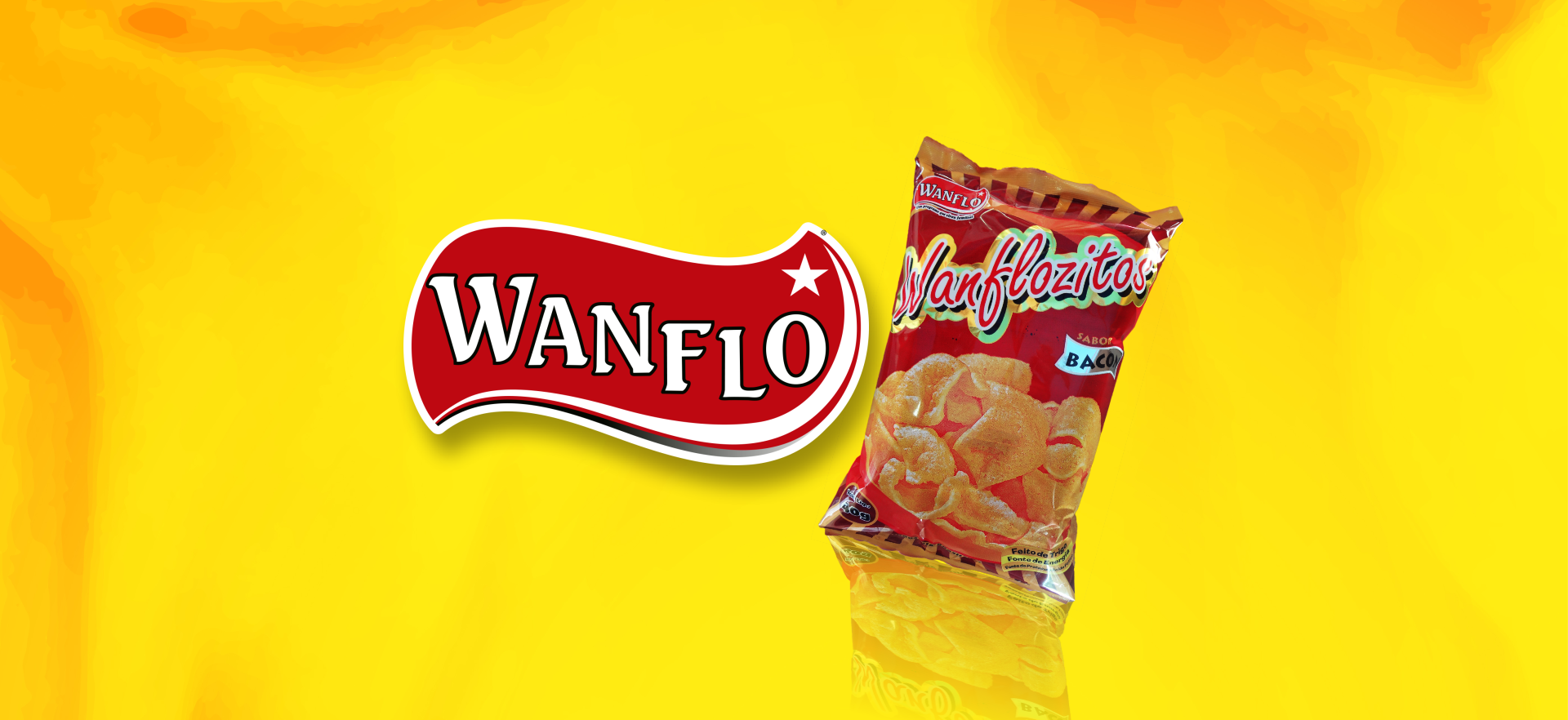 Good Snacks Banner Wanflo