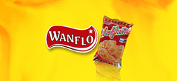 Good Snacks Banner Wanflo