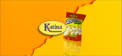 Good Snacks Banner Katina Polvilho