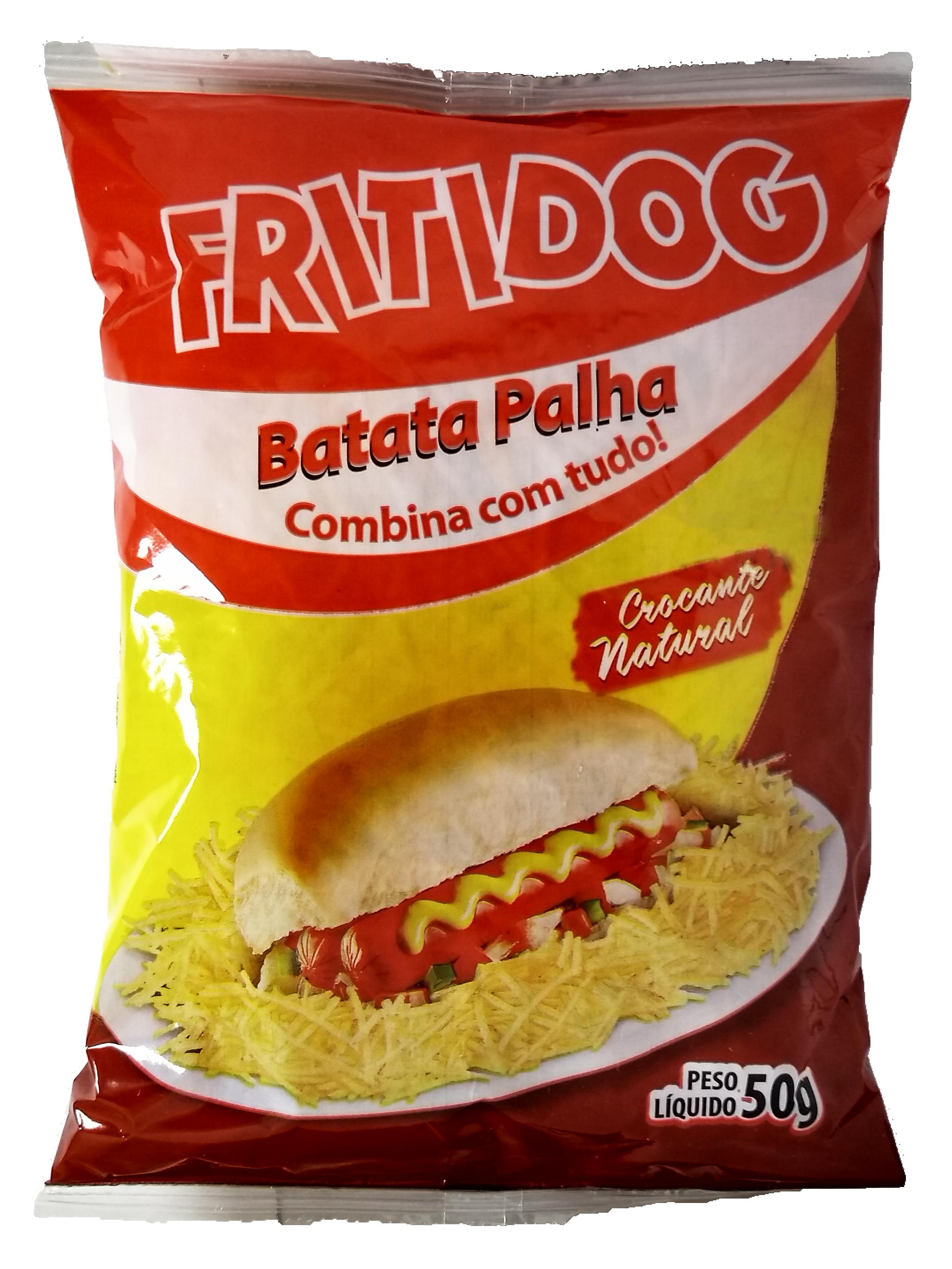 Fritidog Batata Palha