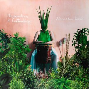Macumbas e Catimbós - Capa do disco de Alessandra Leão