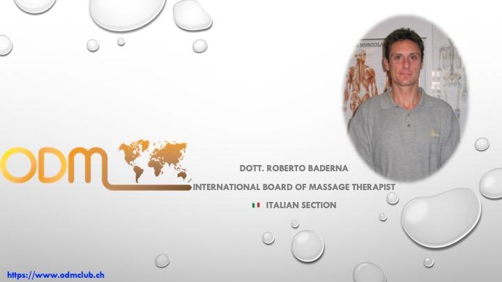 Dott. Roberto Baderna 🇮🇹
