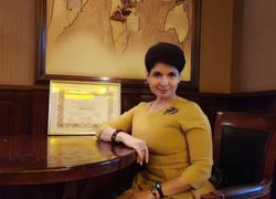 TAMILA RZAEVA, membro onorario Internati
