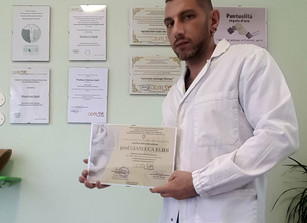 """The article in the Pescara newspaper """"Il Centro"""" is dedicated to Prof. Gianluca Egidi 🇮🇹"""