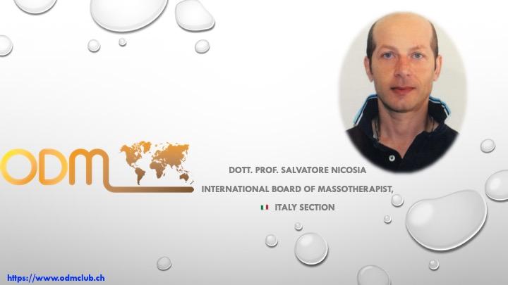 Dott. Prof. Salvatore Nicosia 🇮🇹