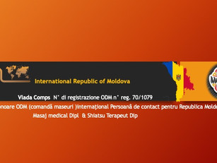 Inauguration of the new ODM groupODM International Republic of Moldova