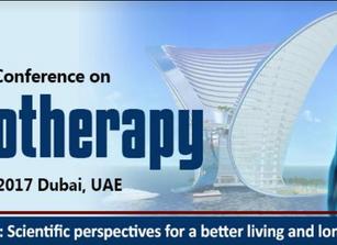 27/29, 2017 Dubai UEA: 5° International conference on Physioterapy