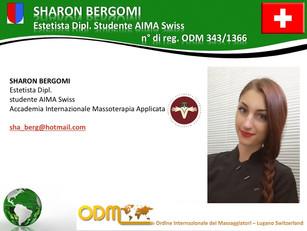 Membri ODM International 2017,               🇨🇭 Sharon Bergomi