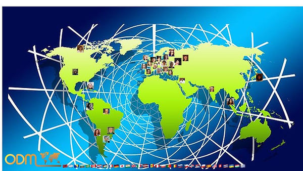 OMD International conctat in the World .