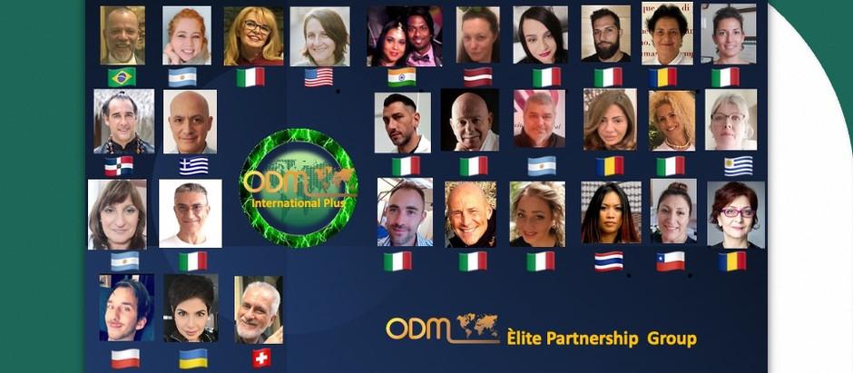 October 2021: ODM International elite Partnership Group