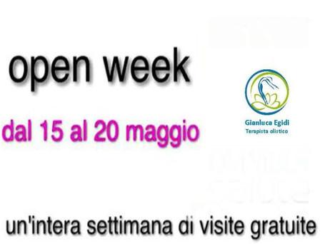 🇮🇹 15/20 maggio 2017 open week Pescara