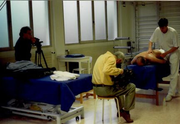 2003, TSI telegiornale della Svizzera It