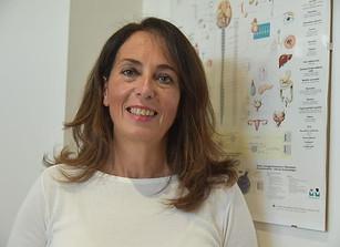 Aktualisierung des professionellen Profils Maria Rita Valentini, Partnerin der Elite-Therapeutin 🇩�
