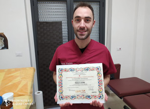 Professional profiles of elite therapist members: Paolo Leone