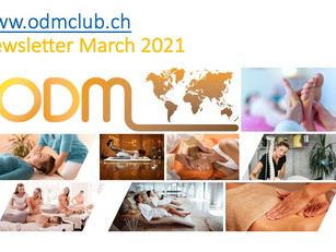 ODM International Newsletter March 2021