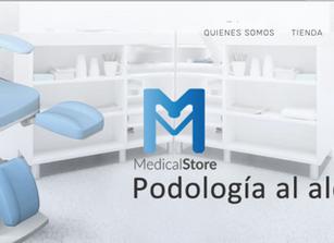 🇪🇸 Medicalstore podologia podologo