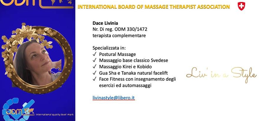 Professional Profile ODM International Plus Dace  Livina 🇱🇻, updated Tuesday 6 October 2021