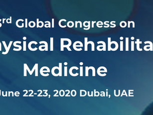 🇦🇪 3rd Global Congress on Physiotherapy, Physical Rehabilitation and Sports Medicine scheduled on