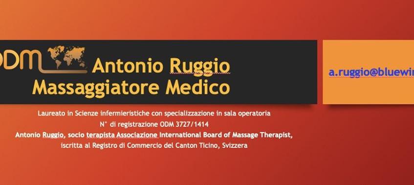 ODM International Antonio Ruuggio  🇨🇭.