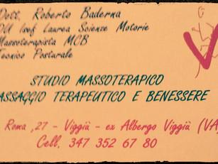 🇮🇹 Roberto Baderna, Viggiù (VA)