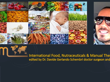 April 2021: ODM International International nutrition, nutraceuticals and Manual therapy group opens