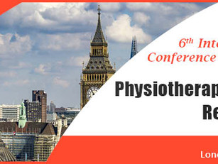 🇬🇧 6th International Conference & Exhibition on Physiotherapy & Physical Rehabilitation Au