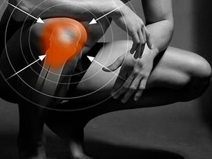 Il dolore al ginocchio è uno dei principali sintomi che porta i pazienti ad eseguire visite mediche,