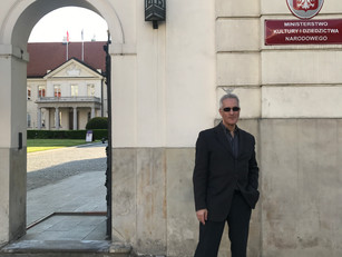 🇵🇱 Varsavia, sviluppo programmi internazionali interculturali delle 25 nazioni aderenti a Ordine i