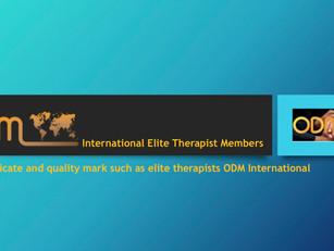 ODM International Elite Therapist Members,