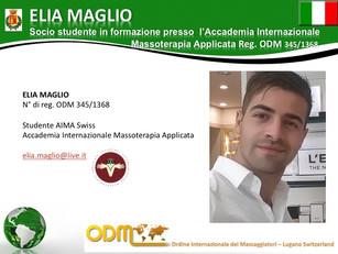 Membri ODM International 2017,               🇮🇹 Elia Maglio - Luino (VA) Italy